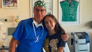 Стефани Кирякова: До месец ще съм напълно възстановена