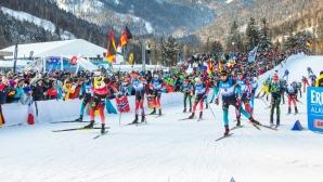 Коледното състезание по биатлон тази година няма да се състои
