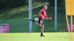 Флик коментира слуха за Гьотце и сподели какво очаква от мача със Севиля