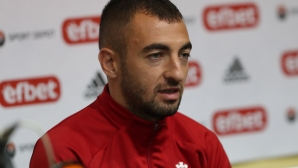 Дани Младенов: Трябва да се вдигнем след загубата от Левски