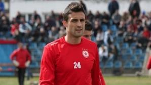 Костадин Хазуров: В ЦСКА всеки играе само за победа и нищо друго не се признава