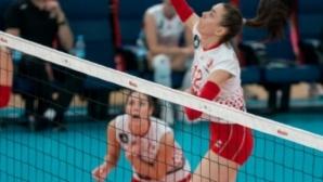 Лора Китипова и Прометей започнаха със загуба в ШЛ