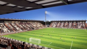 """Една от фирмите, готова да построи стадион """"Локомотив"""", показа впечатляващ проект (снимки)"""