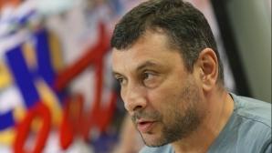 Николай Желязков пред Sportal.bg: Излизаме за победи! Динамо (Москва) е силен отбор, но и той си има слабости