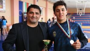 Едмонд Назарян спечели купата за най-техничен състезател