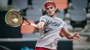 Циципас срещу чилиец на полуфиналите в Хамбург