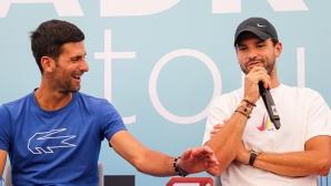 Треньорът на Джумхур: Григор, Джокович и Чорич също може да дадат положителни тестове