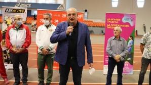 Зам.-министър Андонов откри демонстративен турнир от Европейската футболна седмица на Спешъл Олимпикс