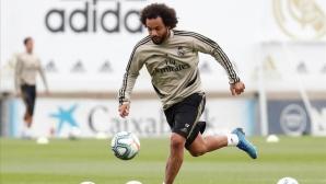 Марсело не замина с Реал Мадрид за Севиля
