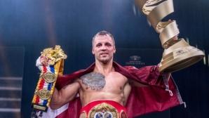 Бриедис надви Дортикос и грабна световна титла в полутежка категория