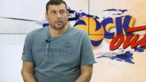 Николай Желязков: Ще играем освободени в Шампионската лига