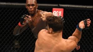Вижте видео от всички битки на UFC 253