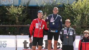 Владо Илиев и Милена Тодорова със злато на държавното по летен биатлон