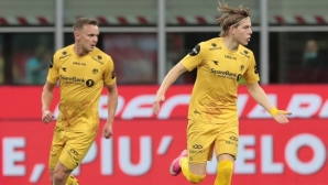 """Милан може да вземе норвежки талант, който впечатли срещу """"росонерите"""""""