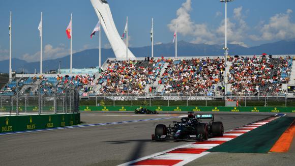 Формула 1 се справя добре в условията на пандемията...
