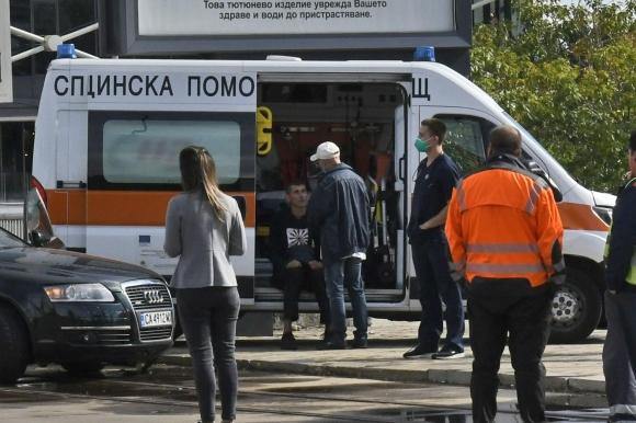"""Александър Попов катастрофира в линейка на столичния булевард """"България"""""""