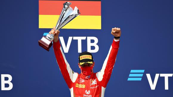 Дебютът на Мик Шумахер във Формула 1 ще е на родна земя