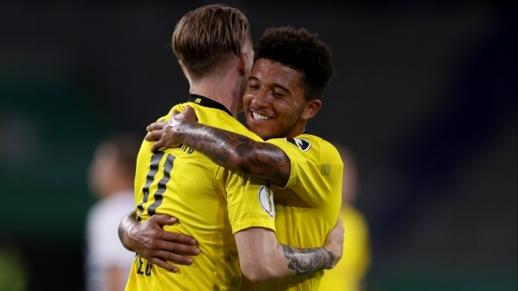 Ройс потвърди, че Санчо ще остане в Дортмунд