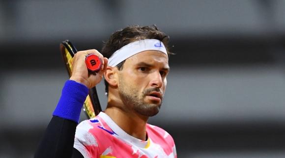 """Григор се разправи с французин и прелетя във втория кръг на """"Ролан Гарос"""" (видео)"""