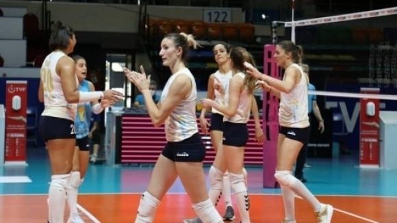 Емилия Димитрова и Христина Вучкова титулярки, ПТТ с втора поредна загуба в Турция
