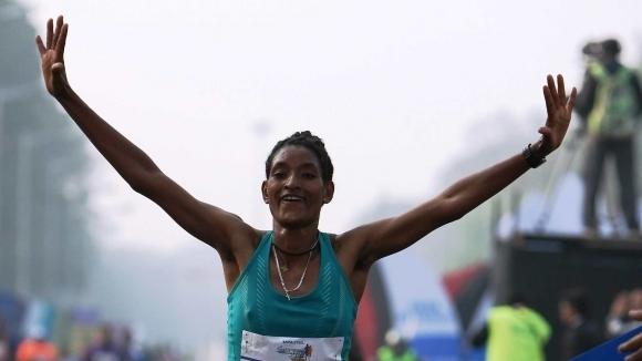 Етиопска атлетка няма да бяга на маратона на Лондон...