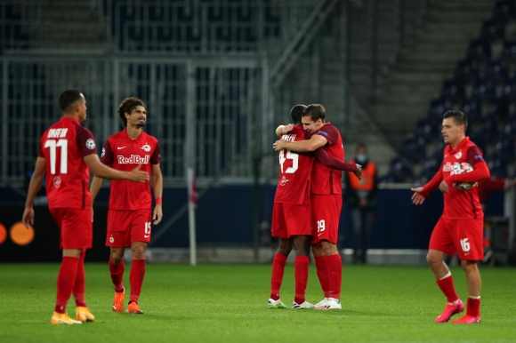 Залцбург отново е в Шампионската лига (видео)