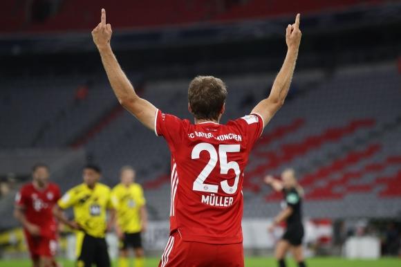 Официално: вече няма друг като Томас Мюлер в...
