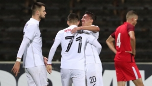 Филип Кръстев донесе първата победа на Славия (видео+снимки)