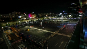 Уникално дрифт шоу събра хиляди зрители в София