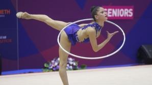 ЕП по художествена гимнастика ще има, но няма да е олимпийска квалификация