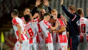 Арарат-Армения и Цървена звезда ще играят на неутрален терен в Кипър