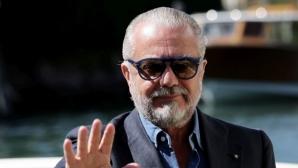 Президентът на Наполи пребори коронавируса