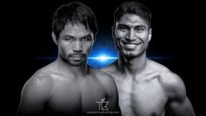 Мики Гарсия: Аз ще се бия с Пакиао, а не Конър