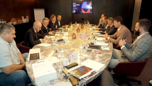 В Белград беше обсъдена  организацията на Евроволей 2021  за жени