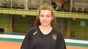 Мила Пашкулева ще бъде част от първия отбор на Марица