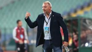 Ще си оставим сърцата на терена срещу ЦСКА, обяви Петко Петков