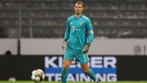 УЕФА определи Нойер за най-добрия вратар в Европа