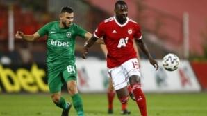 Доминик Янков: Нямам търпение да излезем и да играем мачовете от Лига Европа