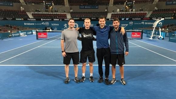 Лекарят на Григор Димитров обяснява как протича тренировъчният процес на един топ тенисист