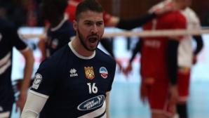 Чоно Пенчев се завръща в Гърция