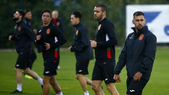 България ще си връща самочувствието срещу Уелс