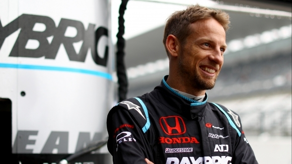 Бътън ще дебютира в Британския GT шампионат