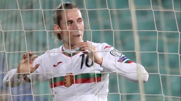 Краев: Основна фигура съм и не ми тежи, целта ми е да съм футболист №1 на България за 2020-а