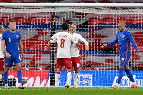 Ериксен е преобразен в националния отбор