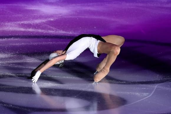 Александра Трусова е изпълнила четворен ритбергер на тренировка