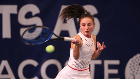 Българка е голямата надежда на френския тенис