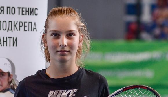 Мария Рогачева спечели две титли на турнир в Черна гора