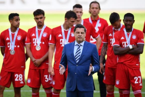 Един от най-влиятелните хора в германския футбол напусна пост заради липса на време