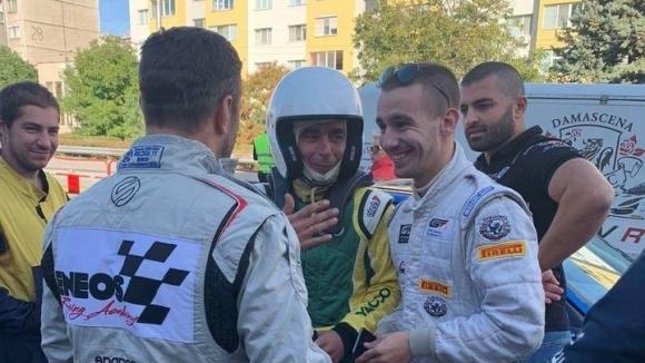 Иван Влъчков спечели пол-позишън в Хасково