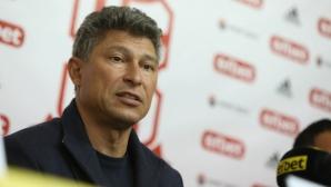 Балъков: Трябва да се направи абсолютен рестарт на българския футбол (видео)